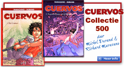 Cuervos (Collectie 500)