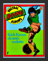 Boing Voetbal Albums