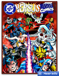 DC versus Marvel Comics, Juniorpress