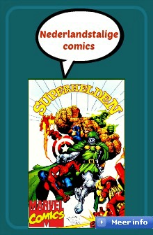 Nederlandstalige comics, Marvel Superhelden